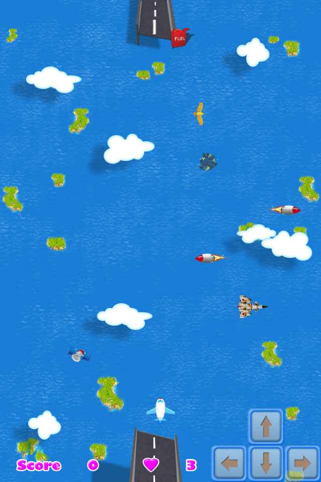 Screenshot Fuel It Airplane Adventure